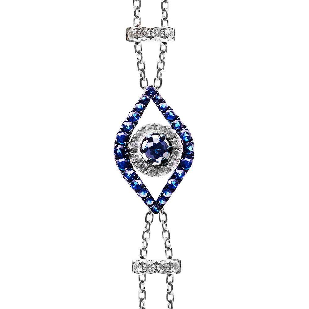 Dayan Candamil - Deco Devil Eye Bracelet