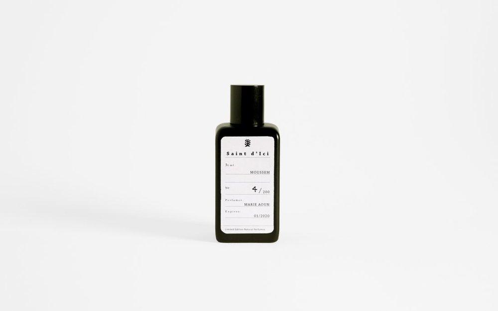 Saint d'Ici - Moussem Perfume