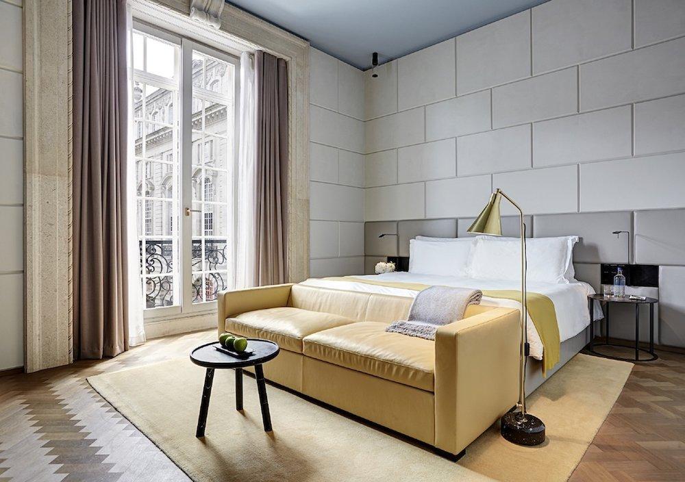 The Regent Suite bedroom (photo supplied)