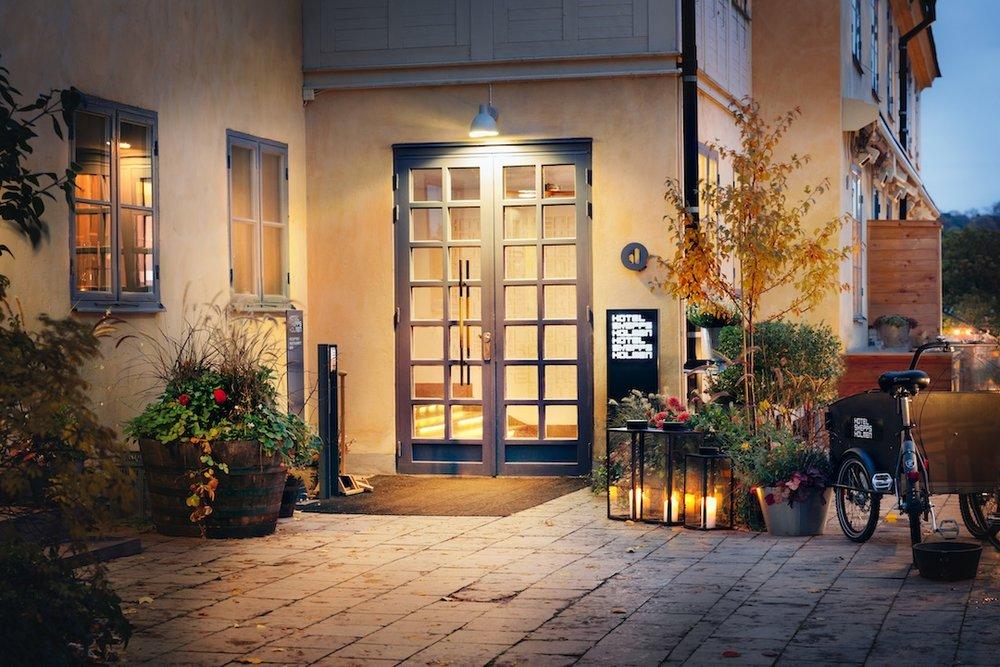 Hotel Skeppsholmen exterior (photo Beatrice Graalheim)