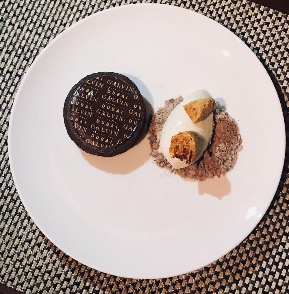 Galvin Dubai dessert.JPG