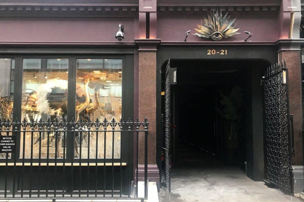The Mandrake Hotel entrance.jpg