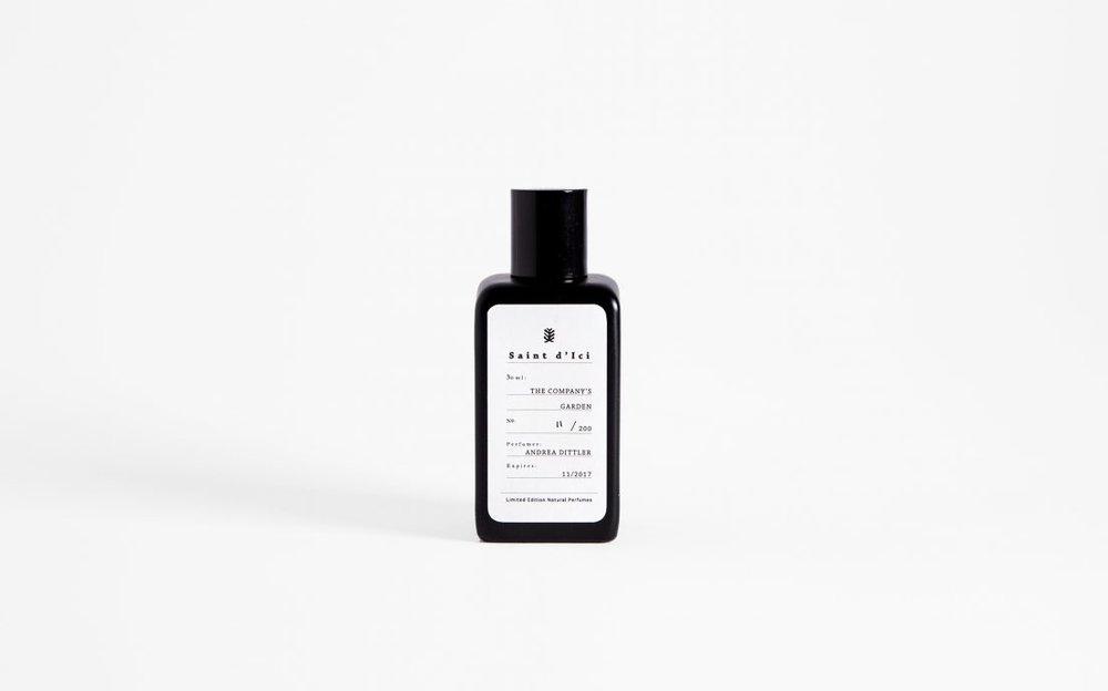 Saint d'Ici - The Company's Garden Perfume
