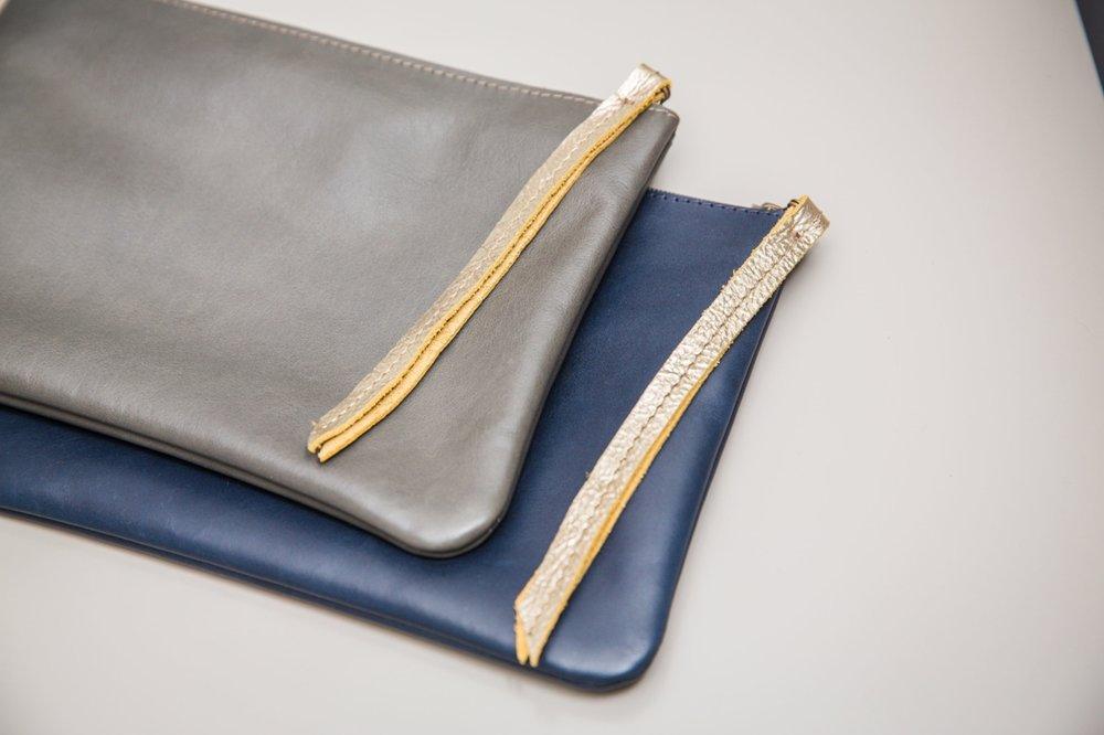 Yoguh - Leather Poshette