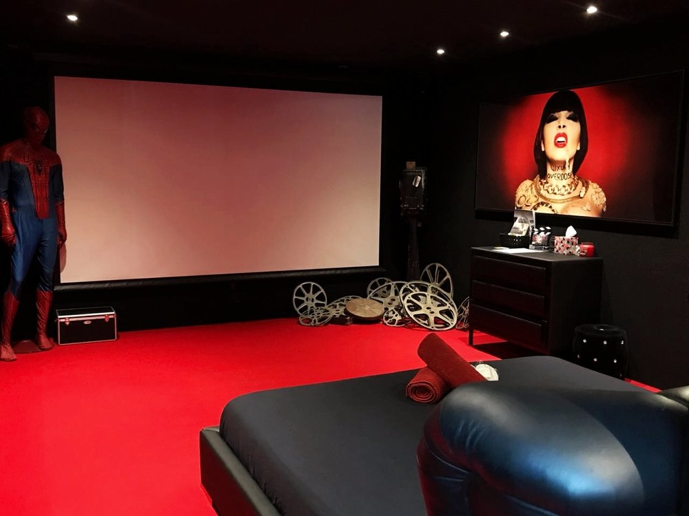 The Cine Room