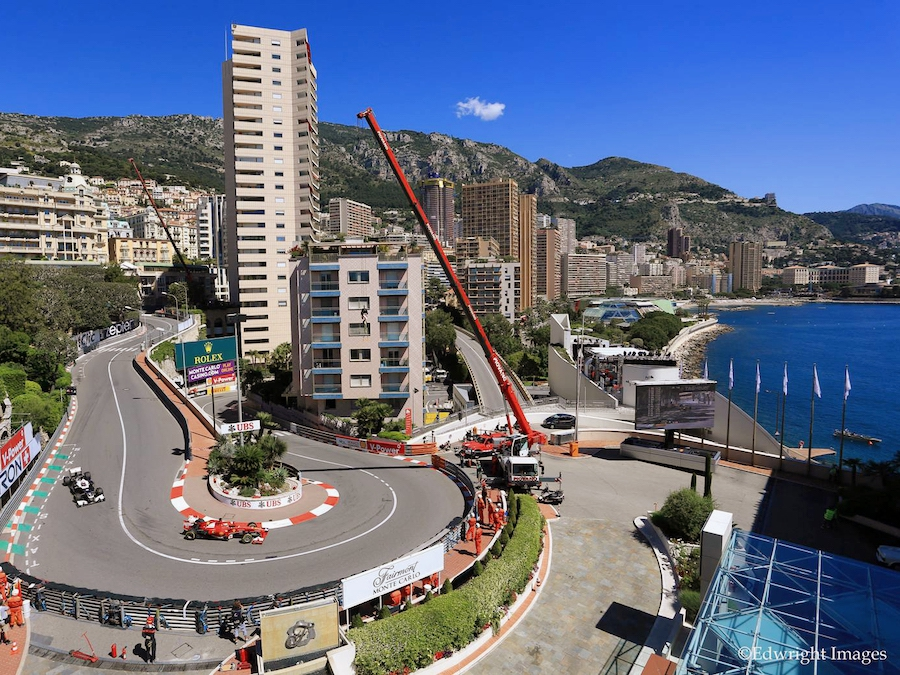 Monte-Carlo's famous hairpin curve  (photo supplied)