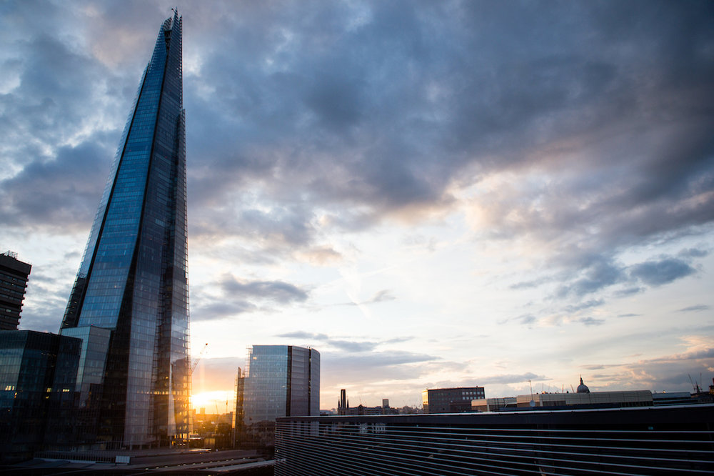 A view of the Shard  (photo supplied)