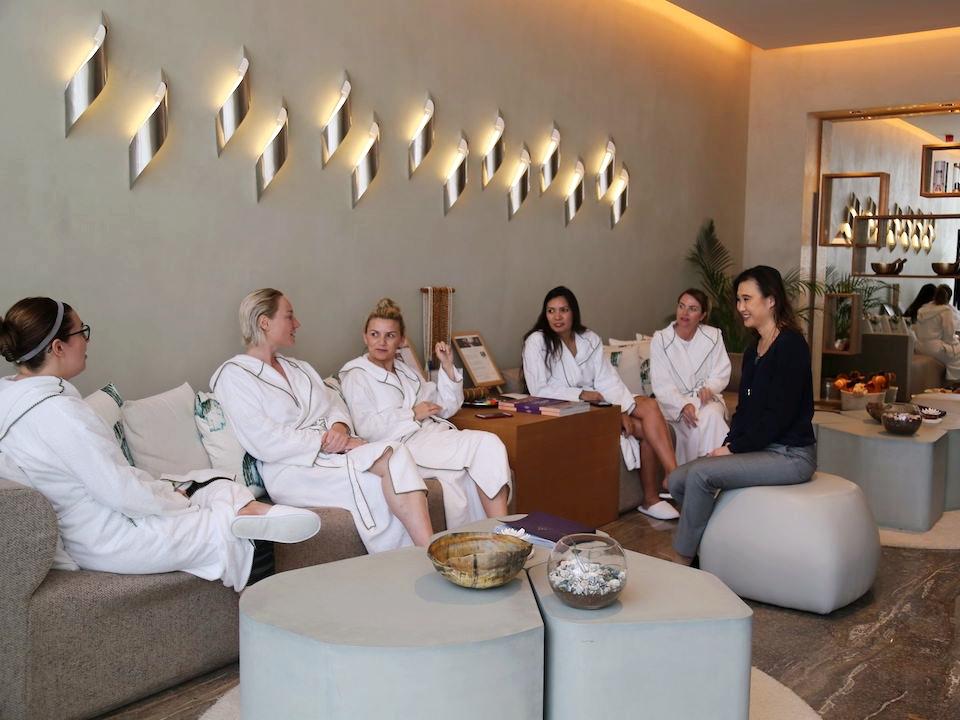Chatting with Six Senses Dubai Spa and Wellness Director Rosalin Lau