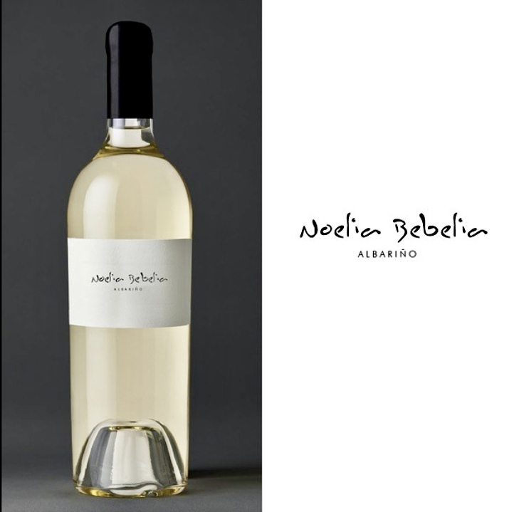 Noelia Bebelia single-vineyard Albariño from Soutomaior is available in select Utah wine stores on a limited allocation basis. DABC shelf price: $26.00/bottle