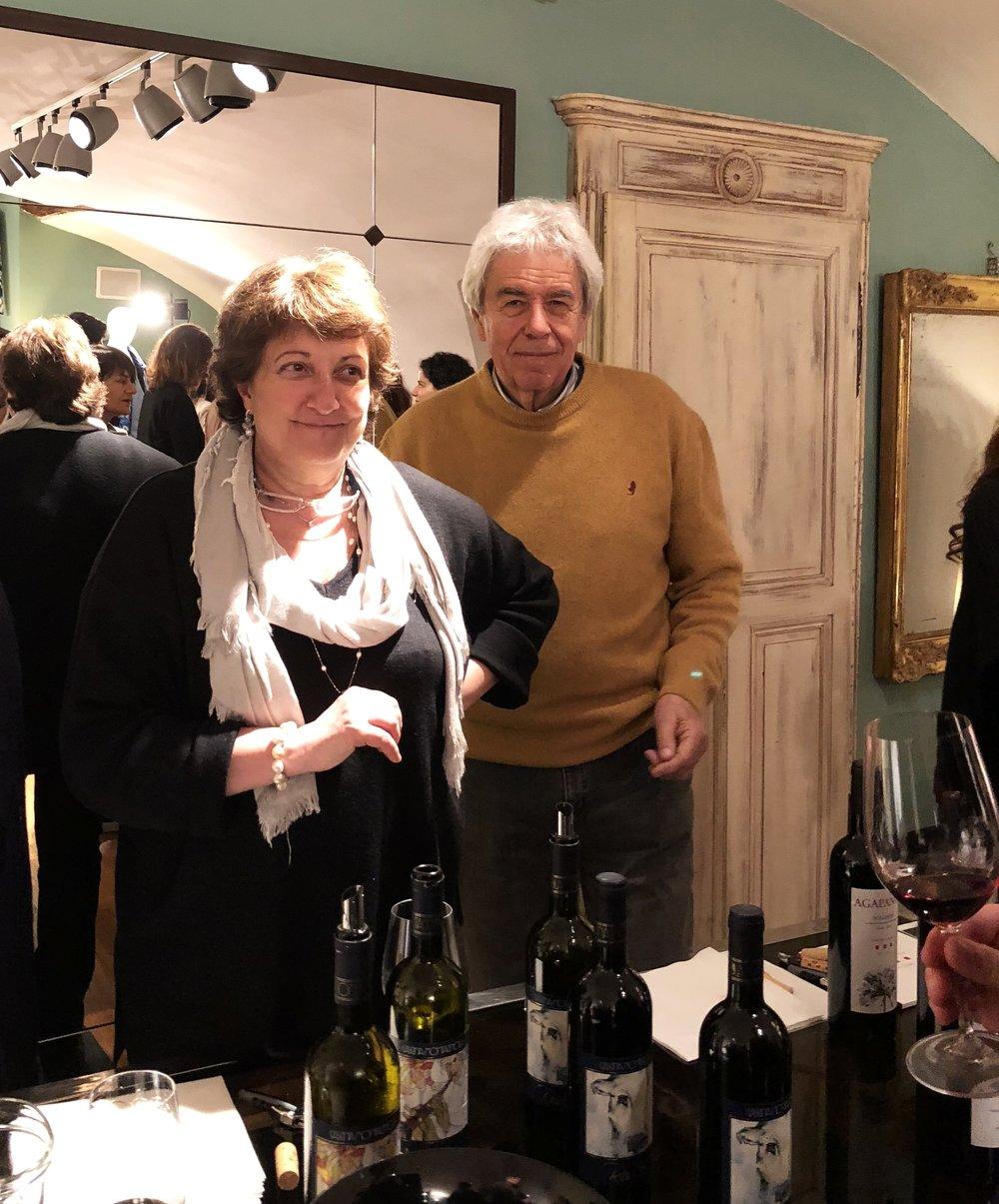 Donatella Giannotti - Cascina Montagnola (Colli Tortonesi, Piemonte)
