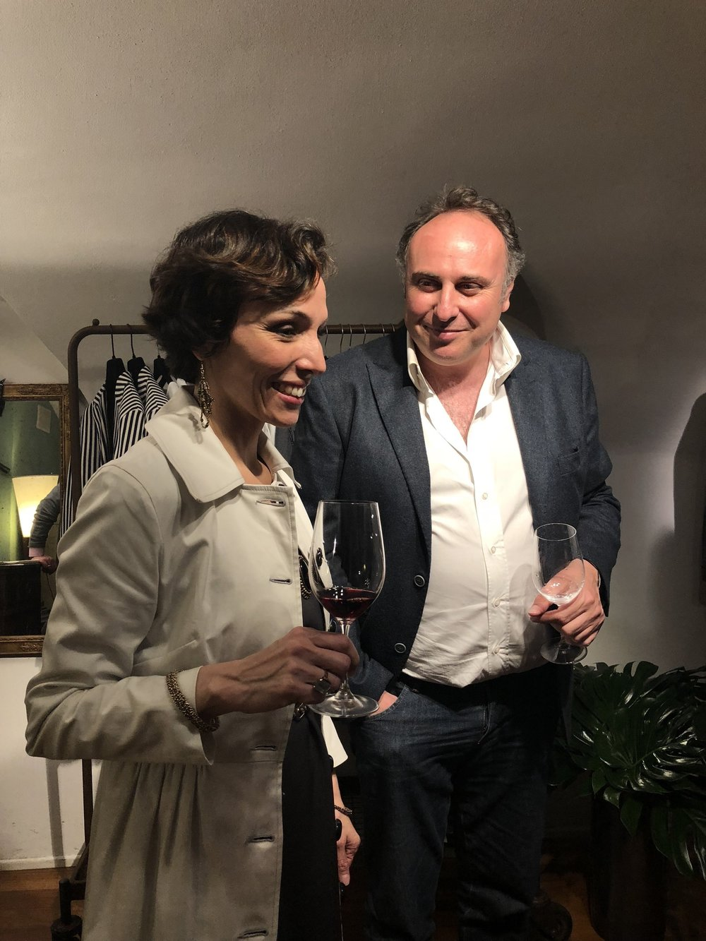 Raffaele Pagano, Joaquin Wines (Avellino).