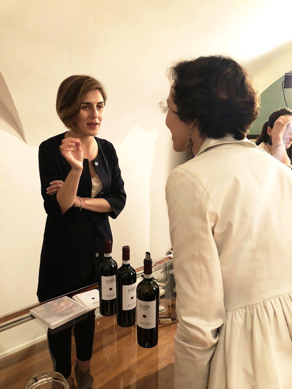 Giovanna Paternoster, Quarta Generazione (Aglianico del Vulture, Basilicata).