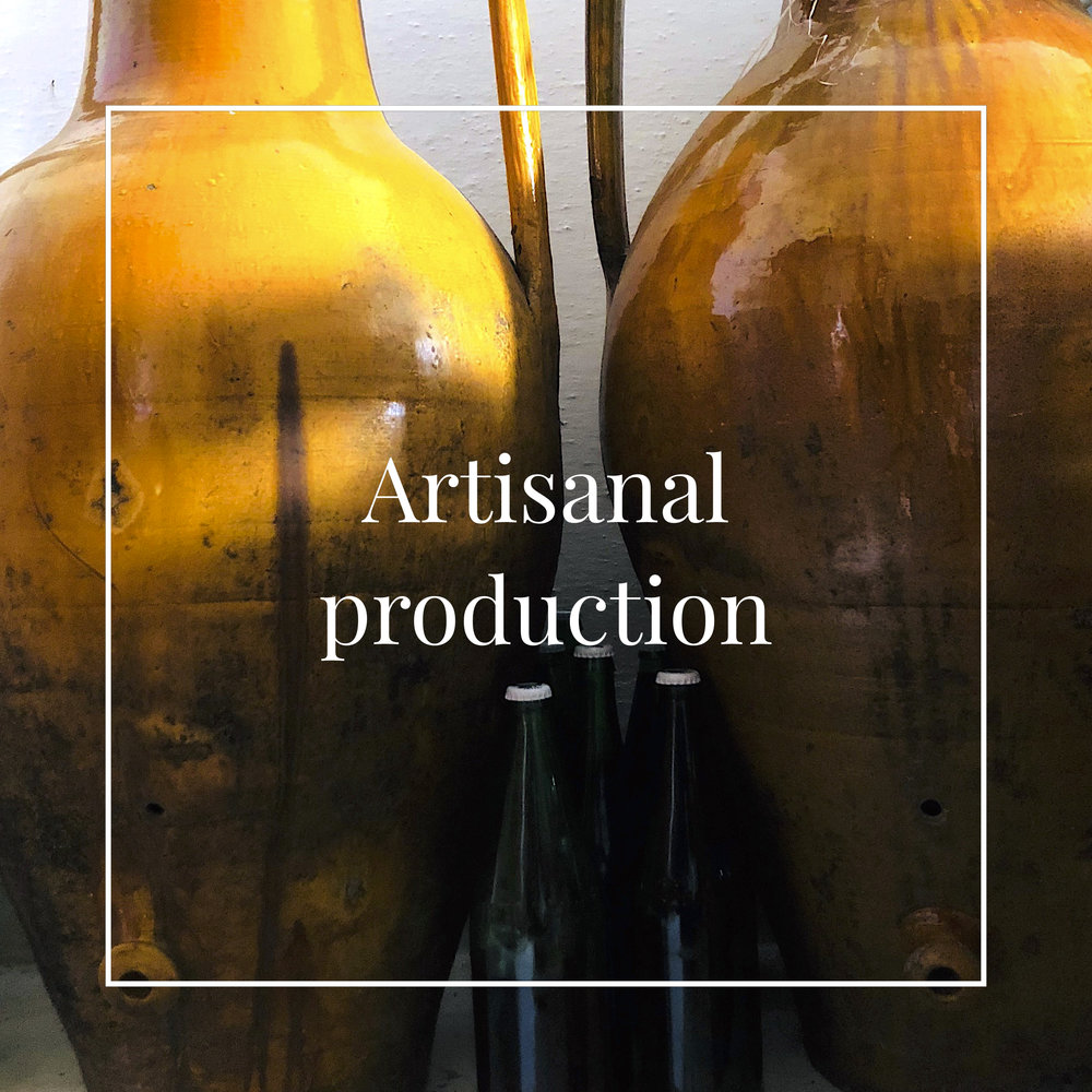 2.  Terrestoria collaborates solely with small-scale winegrowers whose total certified annual production levels are well below 750 hl (the equivalent of approximately 100,00 bottles per year).