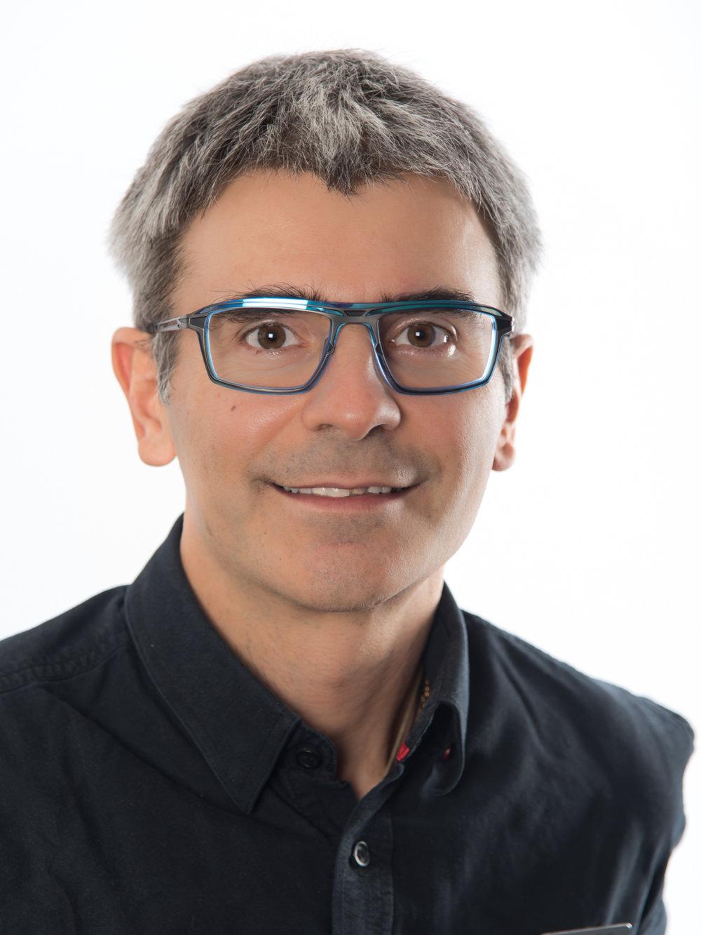 Kurt Grossrieder - Gérant / Opticien diplômé