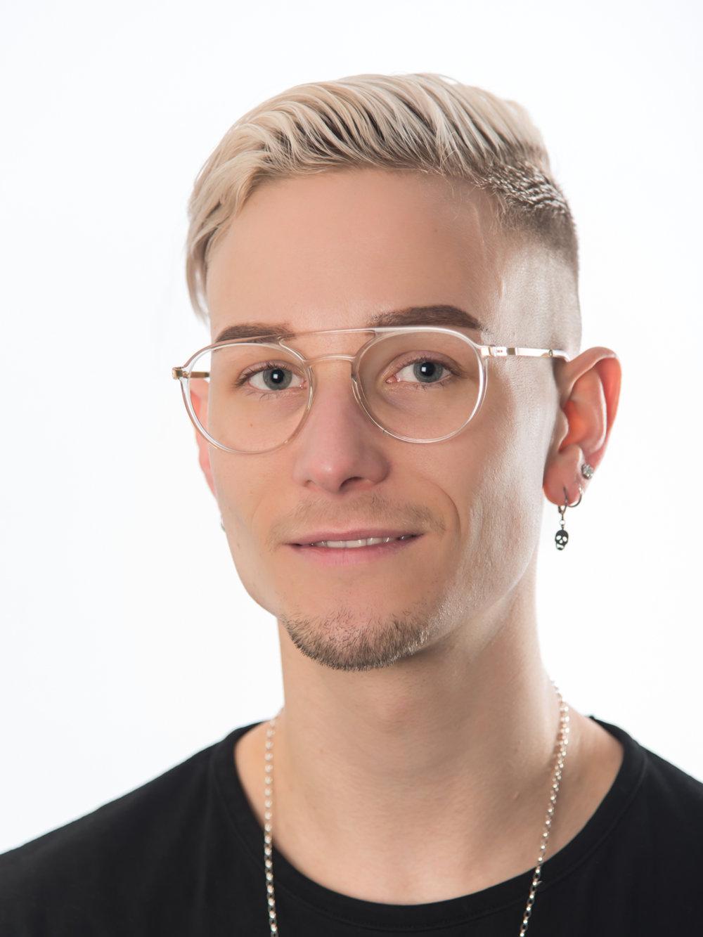 Quentin Amstutz - Opticien diplômé