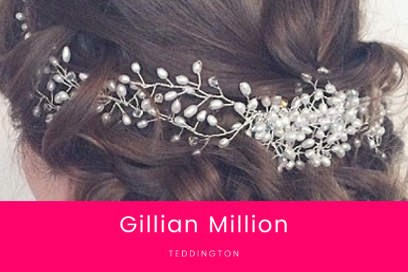 Hair Pieces - Gillian Million, TeddingtonDonna Crain, CobhamJoanna Reed, Bath