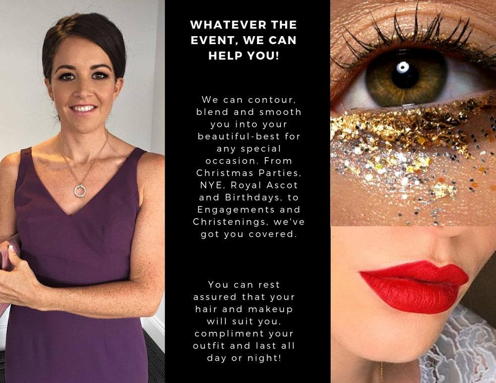 Lucy St John festive glame makeup.jpg