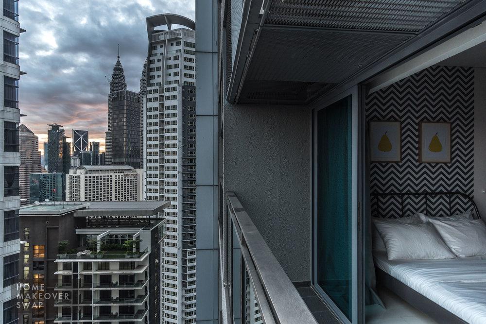 Airbnb  / Kuala Lumpur, Malaysia