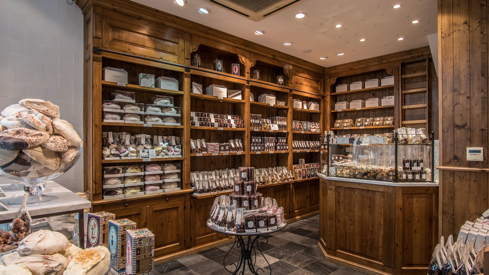 CHOCOLATE - SWEET TOOTH STORE, BELGIUM