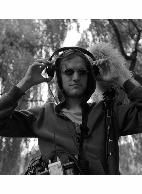 Dominik Dolejsi - sound designer