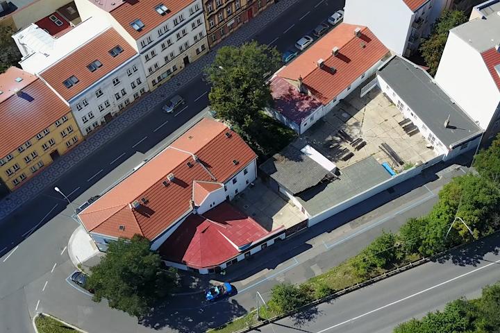 Our spacious facility in Prague 7
