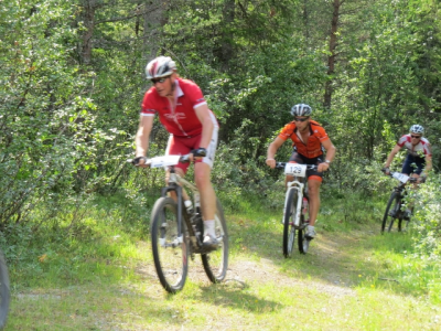 Foto: Johnsen i tet/Ole Opseth. ID:200
