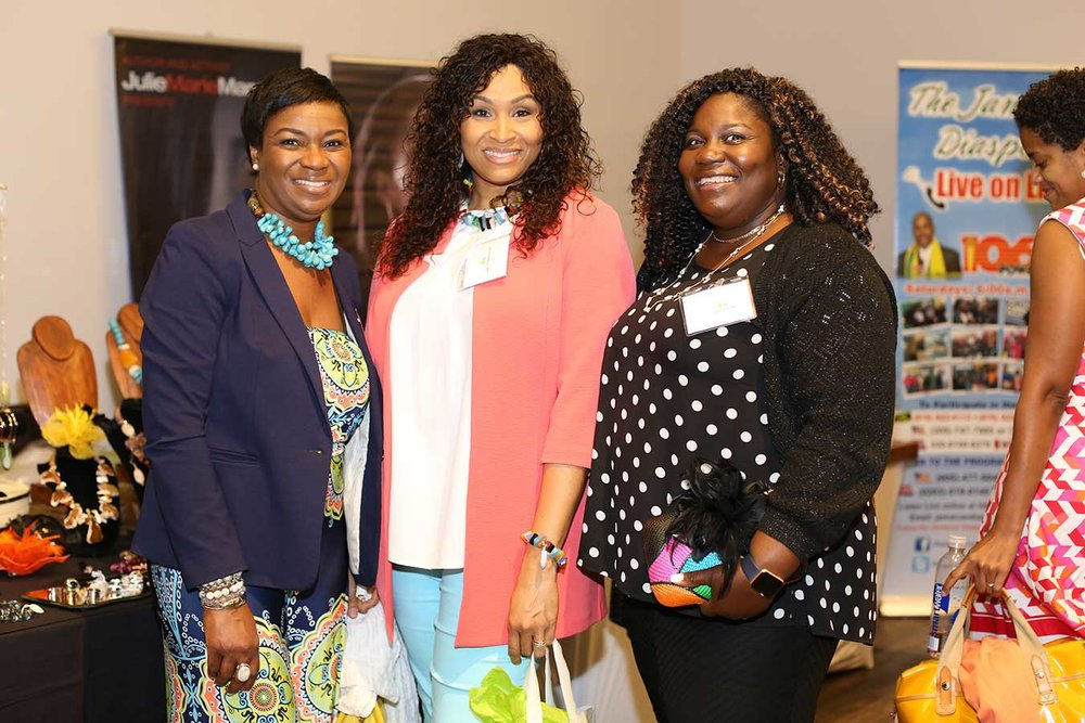 Jamaican Women of Florida 2017 Women's Empowerment Conference