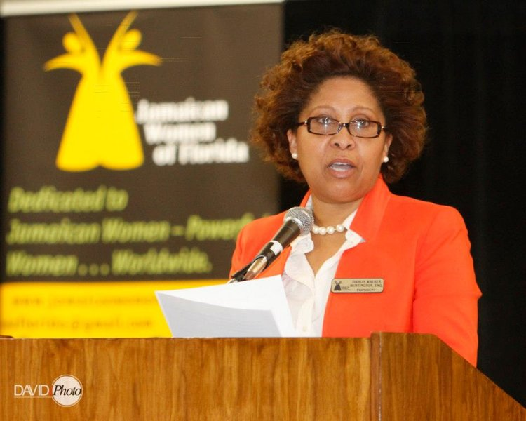 Dahlia A. Walker-Huntington, Esq. - Founder & Past President