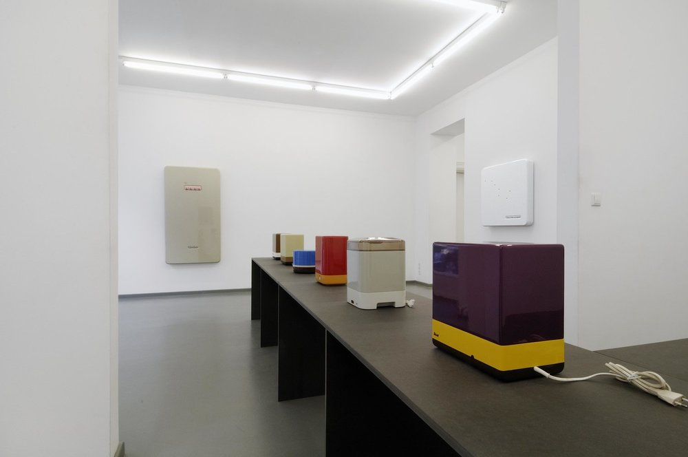 exhibition view: turbo, 2013, Rasche Ripken, Berlin