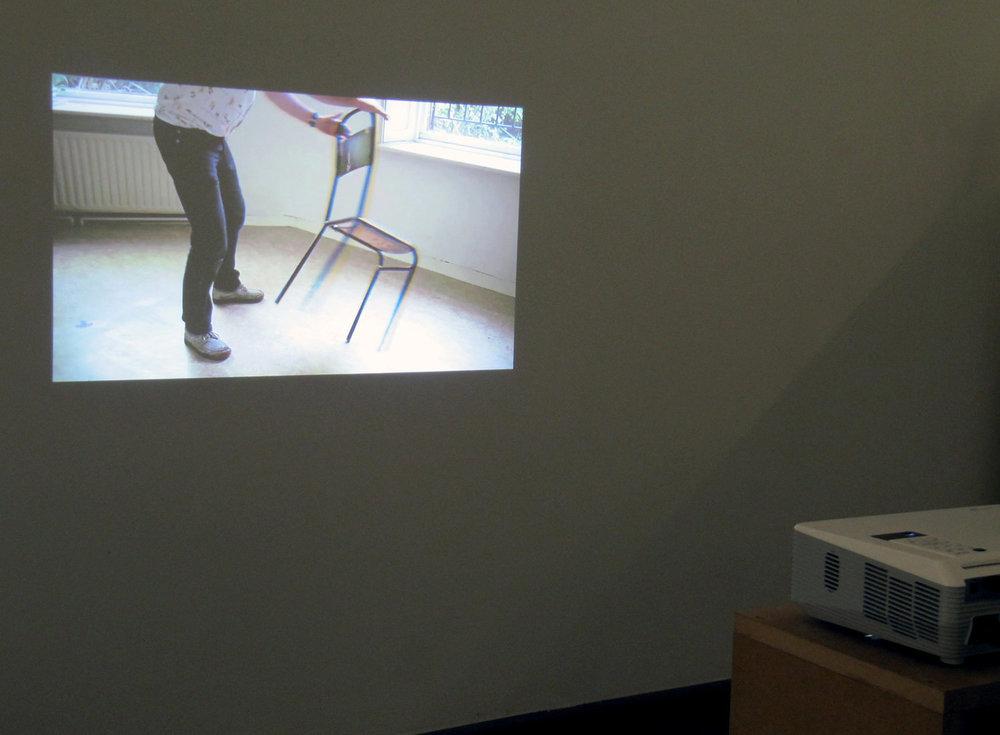 Nothing Forever, 2013, video, 1,52 min., Rasche Ripken, Berlin