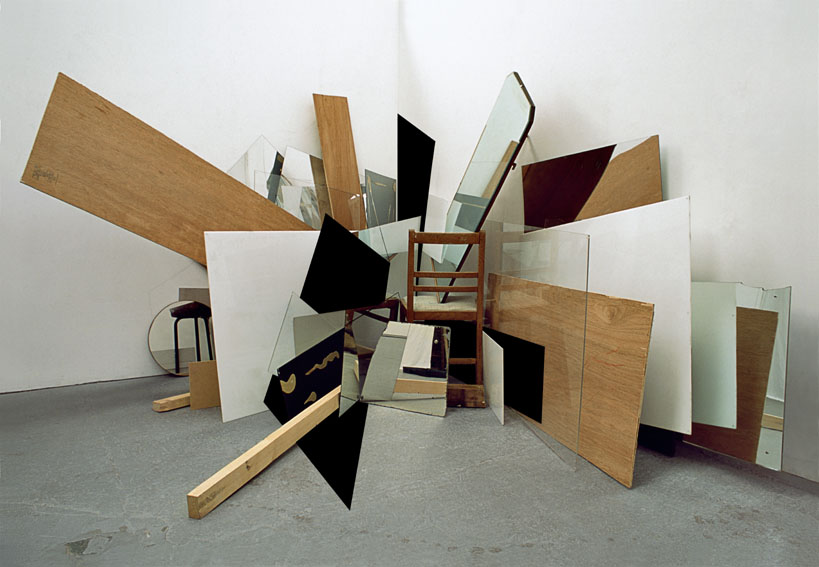 Study for Flat Pack, 2007, Farbfotografie, 52 x 75 cm