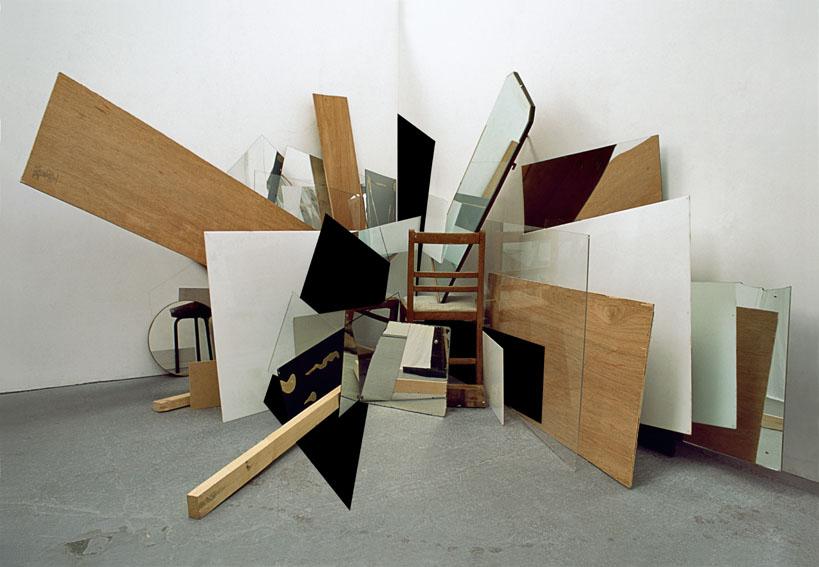 Study for Flat Pack, 2007, Farbfotografie, 52 x 75 cm