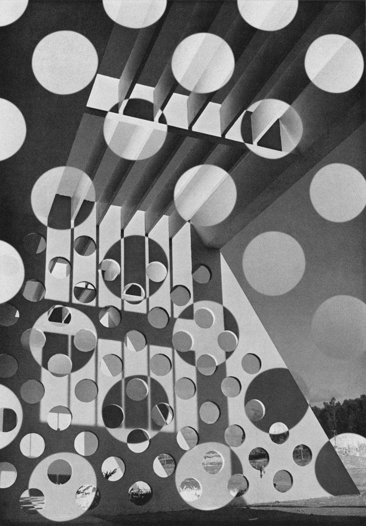 brise-soleil I, 2013, Inkjet Print, 60,5 x 42,1 cm
