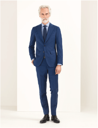 De Oost Bespoke Tailoring Scabal Spring Summer 2018 Collection Golden Ribbon 2 Suit Jacket Trousers Fabrics.png