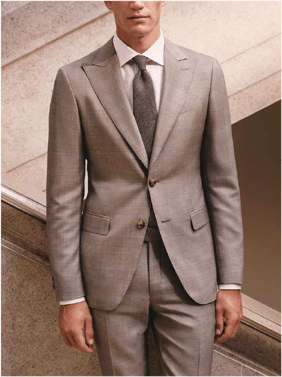 De Oost Bespoke Tailoring Scabal Spring Summer 2018 Collection Sleek 2 Suit Jacket Trousers Fabrics.png