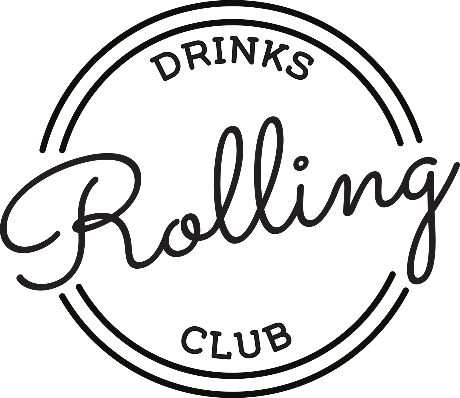 ROLLING DRINKS CLUB