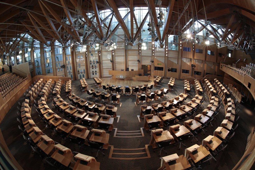 Image © Scottish Parliamentary Corporate Body