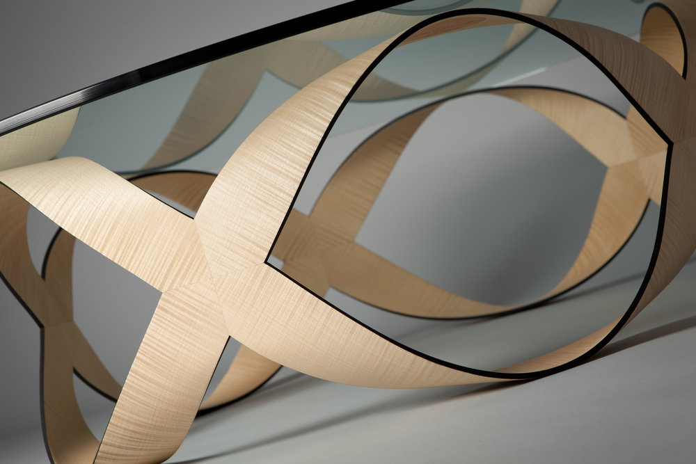 D. 'Infinity + 1' Jason Heap Furniture. Ripple Sycamore.jpg