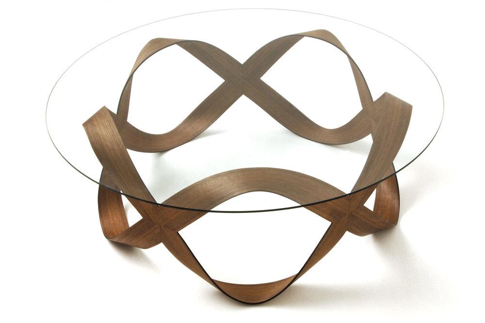 Ordinaire A. U0027Infinity + 1u0027 Jason Heap Furniture. American Black Walnut.