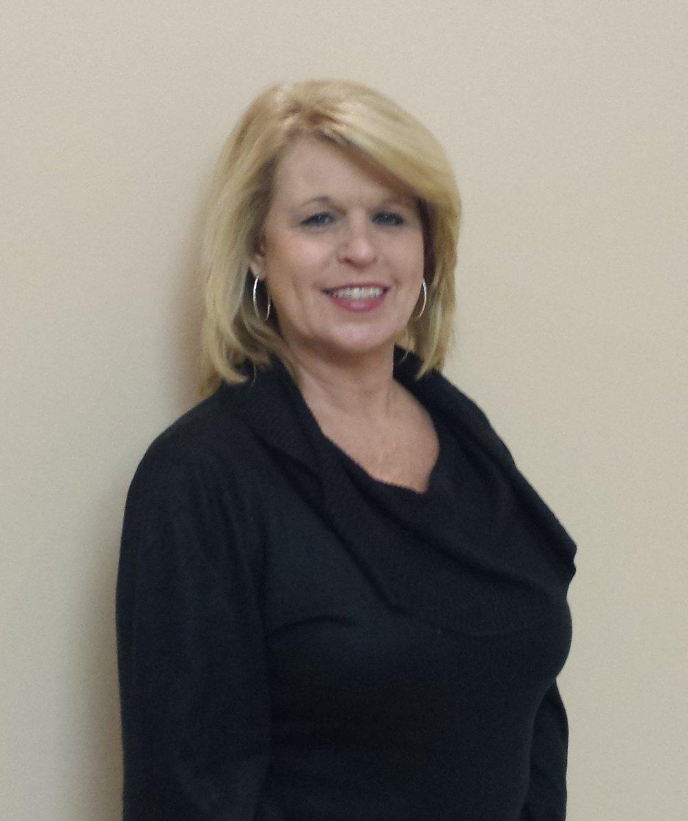 Ann Rains – Receptionist