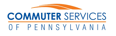 Commuter Services of Pennsylvania logo