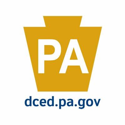 DCED logo