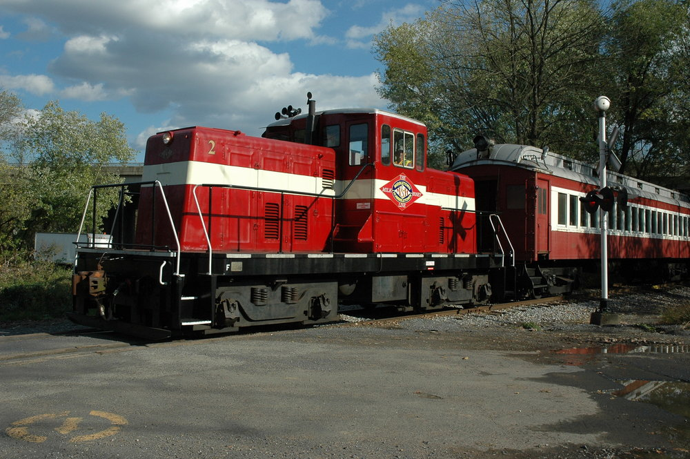Middletown & Hummelstown Railroad (from their website)