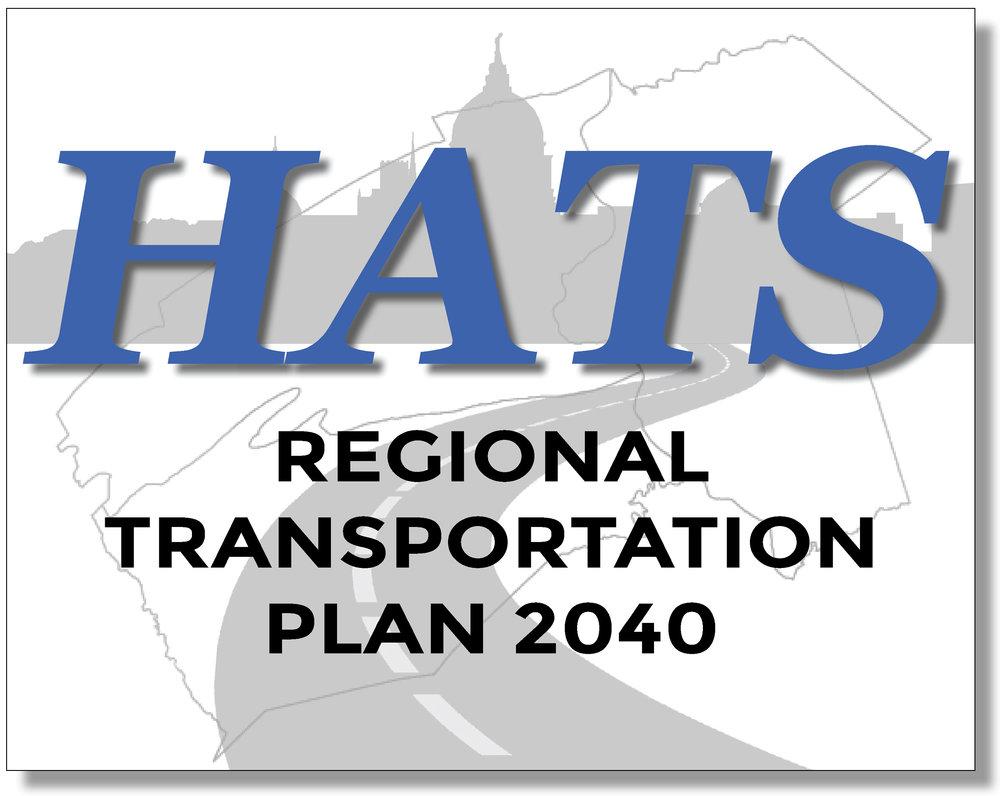 Regional Transportation Plan logo