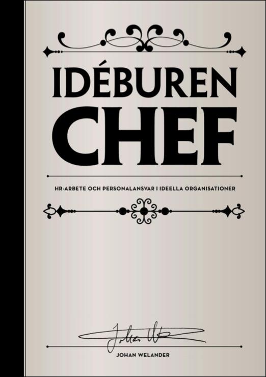 Bok: Idéburen chef