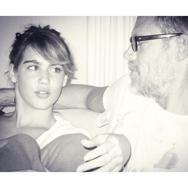 Happy Birthday Matilda! Always Daddy's girl! I hope you have a great day celebrating with your ❤️❤️s! @matildalutz