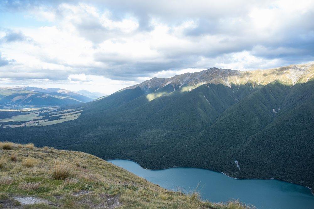 More of Lake Rotoiti from the hut