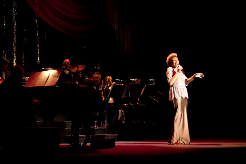 "LESLIE UGGAMS IN ""UPTOWN DOWNTOWN"""