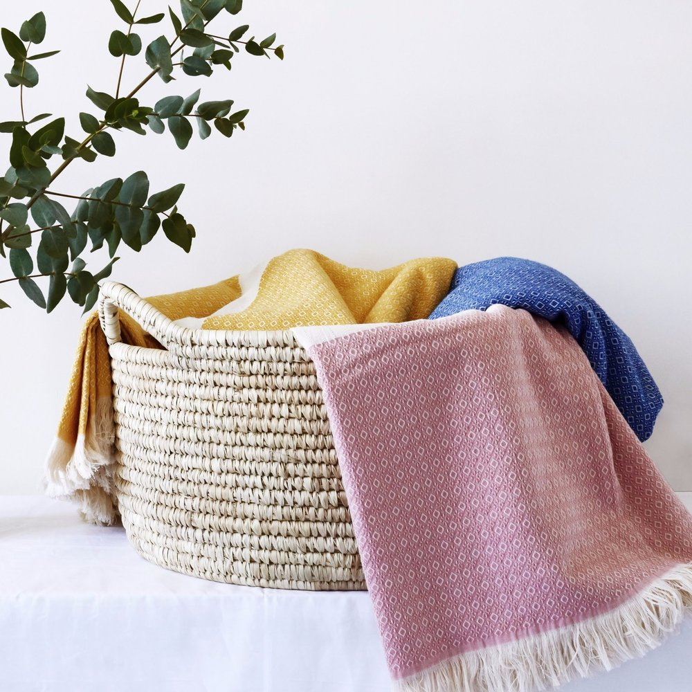 Throws and Blankets -