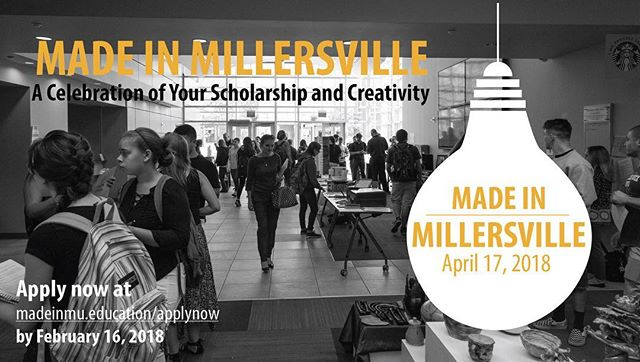 || 💡💡💡 || APPLY BY FRIDAY, FEBRUARY 16 || madeinmu.education || 💡💡💡 ||
